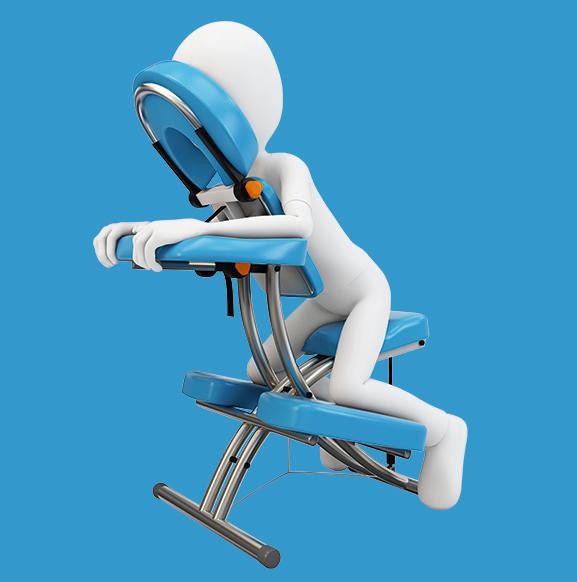 Stoelmassage bedrijven | Sportmasseur Carla | Sportmassage Dronten
